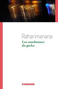 Raharimanana - Les cauchemars du gecko.