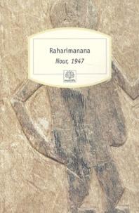Raharimanana - .
