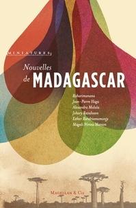 Raharimanana et Jean-Pierre Haga - Nouvelles de Madagascar.