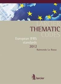 Raimondo Lo Russo - European IFRS standards.