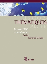 Raimondo Lo Russo - Normes IFRS européennes.