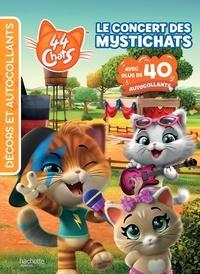 Rainbow - 44 Chats - Le concert des Mystichats.
