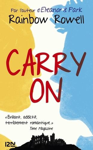 Carry on. Grandeur et décadence de Simon Snow
