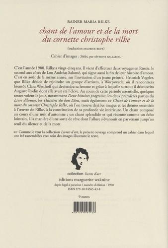 Chant de l'amour et de la mort du cornette Christophe Rilke