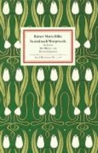 Rainer Maria Rilke - In und nach Worpswede - Verse für meinen lieben Heinrich Vogeler.