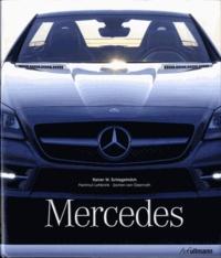 Rainer Schlegelmilch et Hartmut Lehbrink - Mercedes.