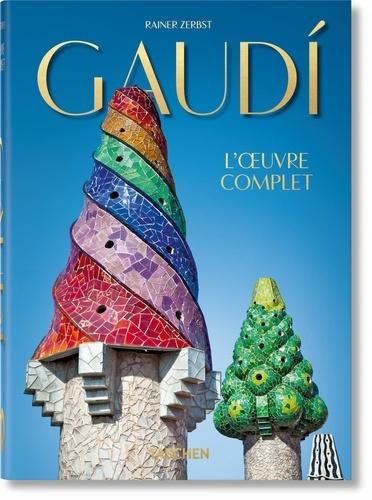 Rainer Zerbst - Antoni Gaudí i Cornet : l'oeuvre complet 1852-1926.