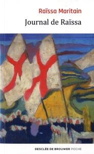 Raïssa Maritain - Journal de Raïssa.