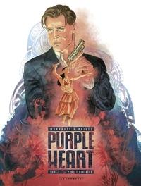 Raives et  Warnauts - Purple Heart - Tome 2 - Projet Bluebird.