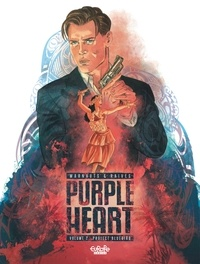 Raives et  Warnauts - Purple Heart - Volume 2 - Project Bluebird.