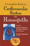 Rajat Chattopadhyay - Complete Book on Cardiovascular System for Homoeopaths - (Including Clinical Medicine & Materia Medica). 1 CD audio