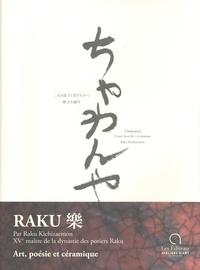 Raku Kichizaemon - Chawanya.