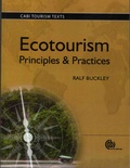 Ralf Buckley - Ecotourism - Principles & Practices.