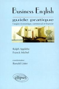 Ralph Appleby et Franck Michel - .