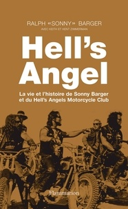 Ralph Barger - Hell's Angel.