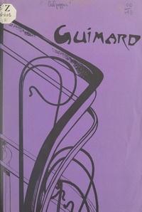 Ralph Culpepper et Roger-Henri Guerrand - Hector Guimard, bibliographie.
