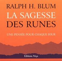 Ralph-H Blum - La sagesse des runes - Une pensée pour chaque jour.