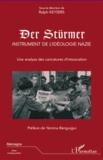 Ralph Keysers - Der Stürmer, instrument de l'idéologie nazie - Une analyse des caricatures d'intoxication.