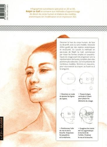 Anatomie pour le dessin. Tête et buste