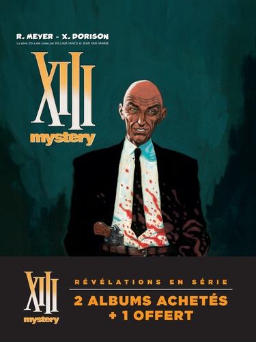 Ralph Meyer et Xavier Dorison - XIII Mystery Tome 1 à 3 : Tome 1, La mangouste ; Tome 2, Irina ; Tome 3, Little Jones.