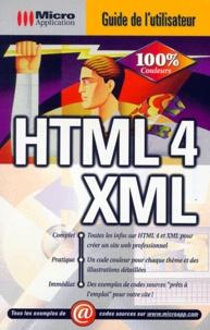 Ralph Steyer - HTML 4, XML.