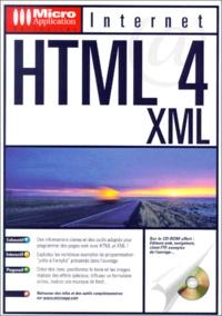 HTML 4 - XML. Avec CD-Rom - Ralph Steyer   Showmesound.org