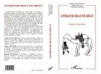 Ramada Elghamis et Nadine Decourt - Littérature orale touarègue - Contes et proverbes.