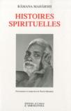 Ramana Maharshi - Histoires spirituelles.