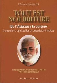 Tout est nourriture - De lAshram à la cuisine - Instructions spirituelles et anecdotes inédites.pdf