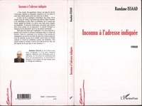 Ramdane Issaad - Inconnu a l'adresse indiquee.