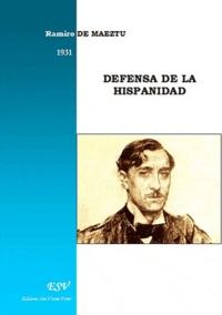Ramiro - Defensa de la hispanidad.
