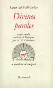 Ramon del Valle-Inclan - DIVINES PAROLES.