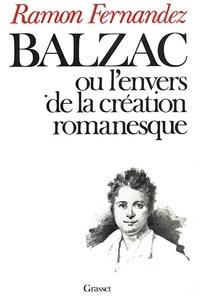Ramon Fernandez - Balzac.