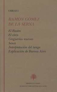 Ramon Gomez de la Serna - Obras - Volume 1.