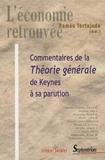 Ramón Tortajada - Commentaires de la Théorie générale de Keynes à sa parution.