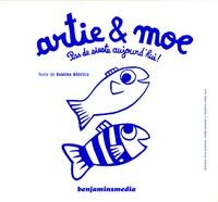Ramona Badescu et Amélie Jackowski - Artie et Moe. 1 CD audio