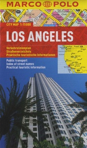 Marco Polo - Los Angeles - 1/15 000.