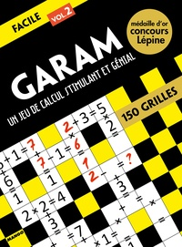 Ucareoutplacement.be Garam niveau facile - Une jeu de calcul stimulant et génal, Volume 2 Image