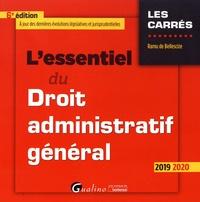 Feriasdhiver.fr L'essentiel du droit administratif général Image