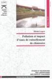 Rana Al Hallak et Eric Leca - Pollution et impact d'eaux de ruissellement de chaussées.