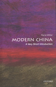 Rana Mitter - Modern China - A Very Short Introduction.