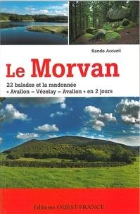 Galabria.be Le Morvan - 22 balades et la randonnée