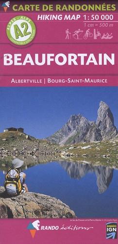 Rando - Beaufortain - 1/50 000.