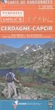 Rando - Cerdagne - Capcir - 1/50 000.