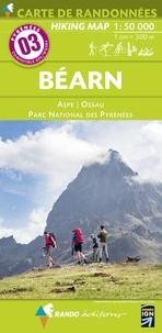 Béarn- 1/50 000 -  Rando éditions pdf epub
