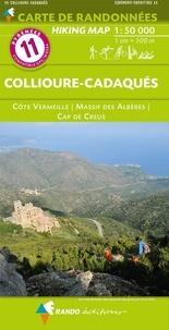 Rando éditions - Collioure-Cadaqués - 1/50 000.