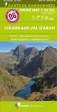 Rando éditions - Couserans-Val d'Aran - 1/50 000.