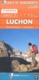 Rando éditions - Luchon - 1/50 000.