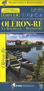 Deedr.fr Oléron-Ré - La Rochelle-Rochefort 1/50 000 Image