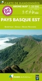 Rando éditions - Pays Basque Est - 1/50 000.
